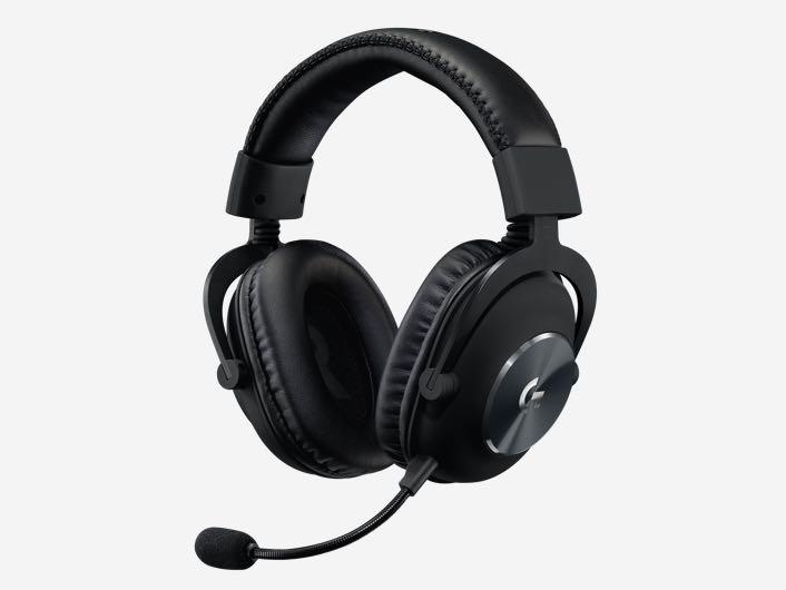 G Pro X headset