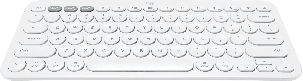 K380 Keyboard zoom View
