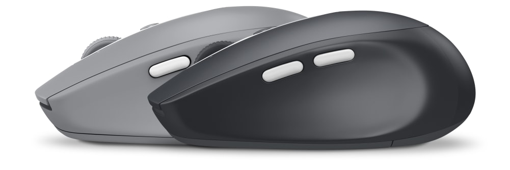 M585 mouse with Grey and Graphite Color