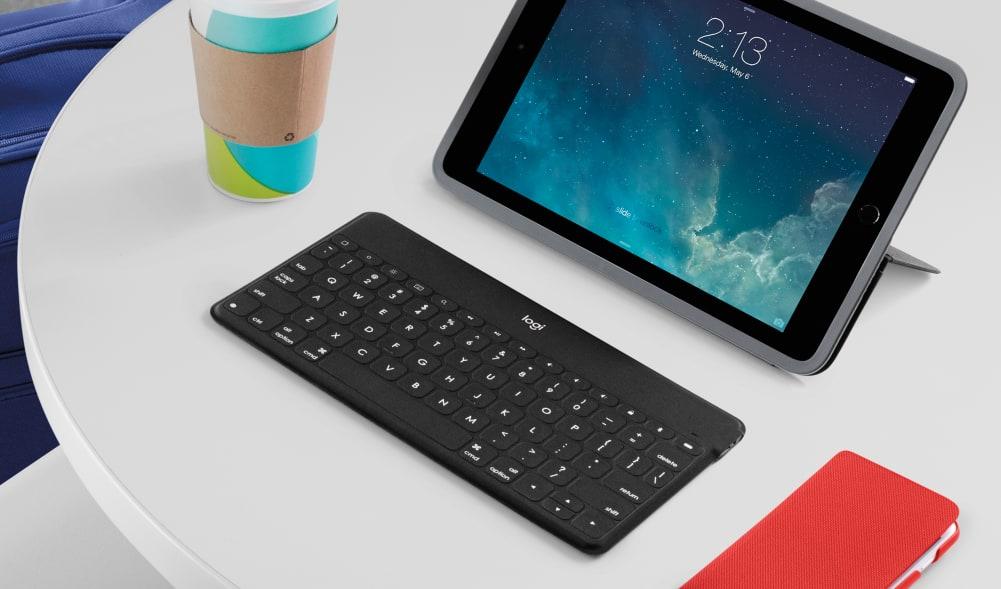 Keys to go keyword with iPad
