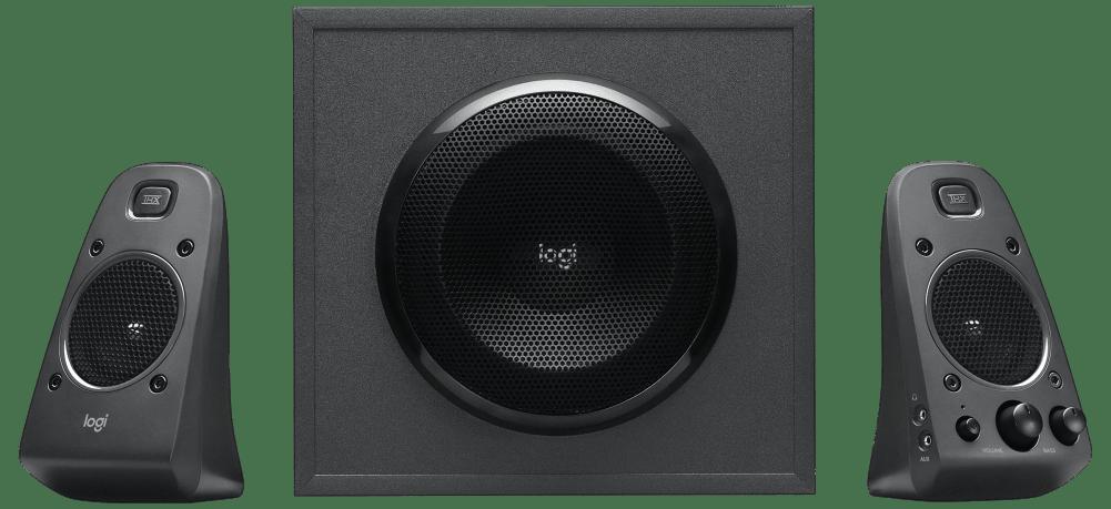 Z533 多媒體音箱系統