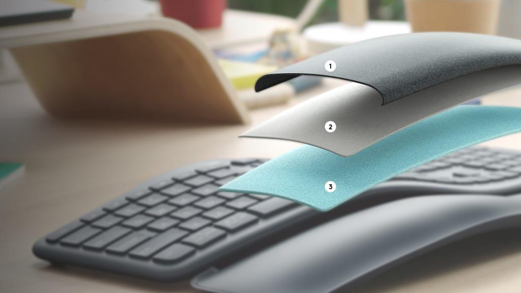 Logitech ERGO K860 Wireless Split Keyboard