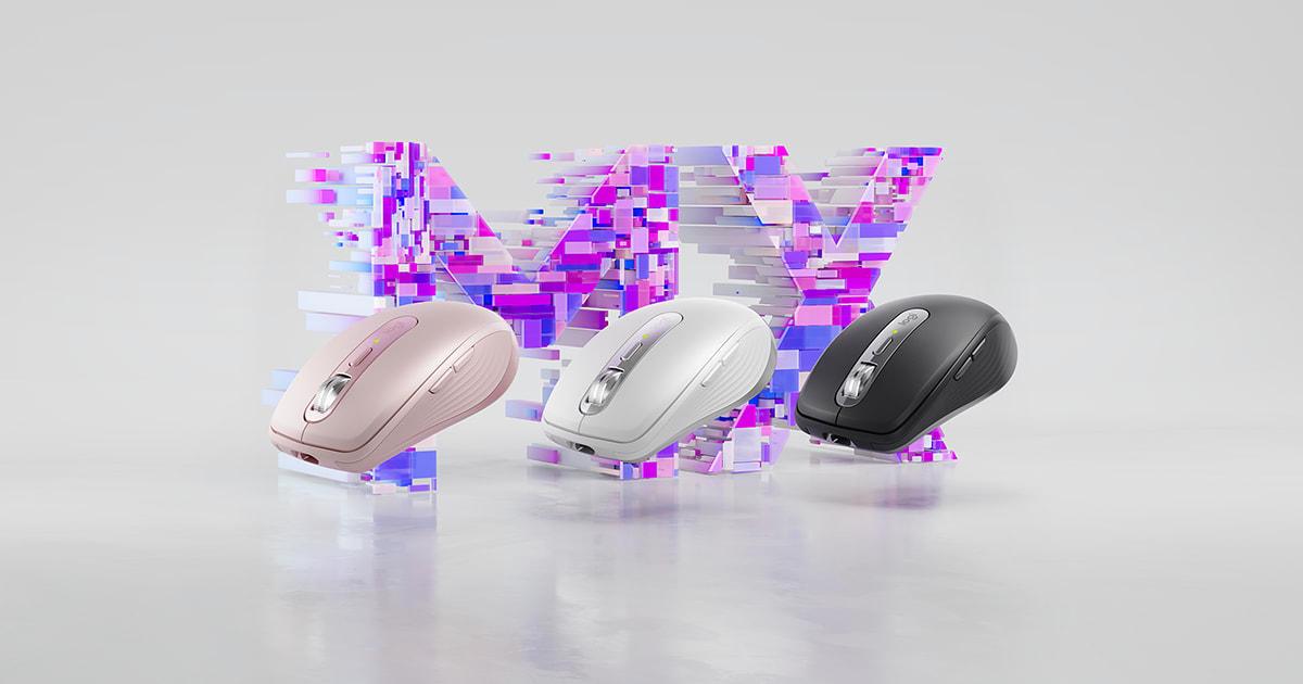 羅技MX Anywhere 3 無線精巧高效滑鼠