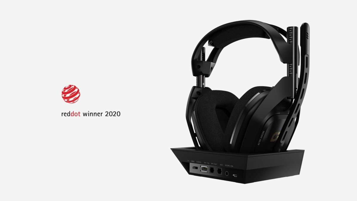 A50 Wireless – spelheadset