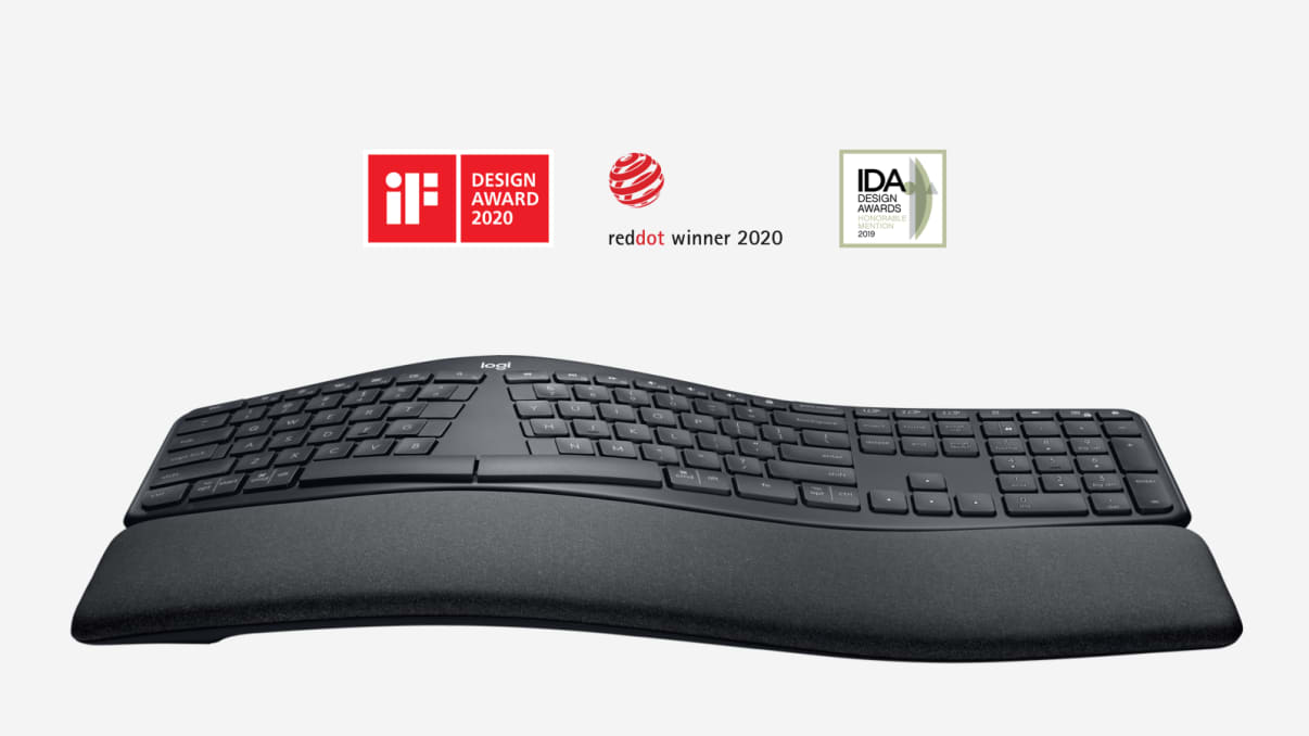 Ergo k860 wireless keyboard