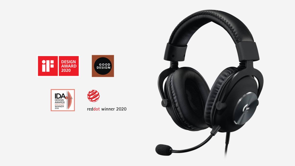 Pro x 遊戲耳機麥克風
