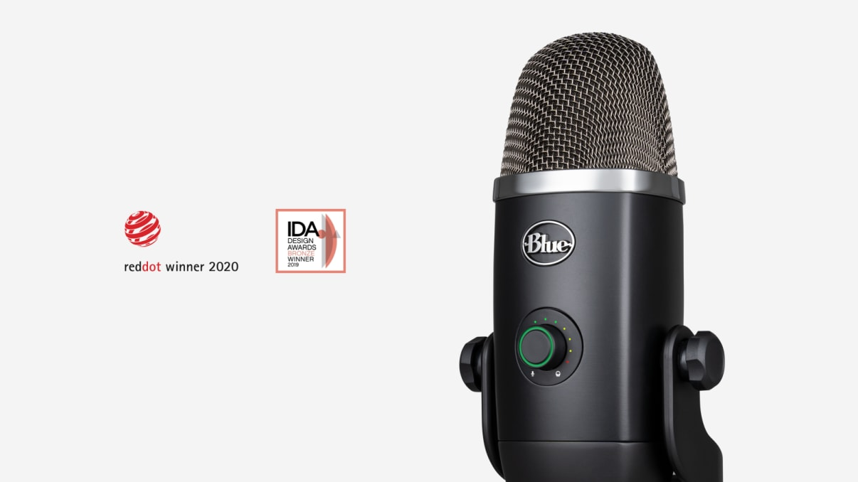 Logitech Design Awards Red Dot, Good Design, IDA, iF