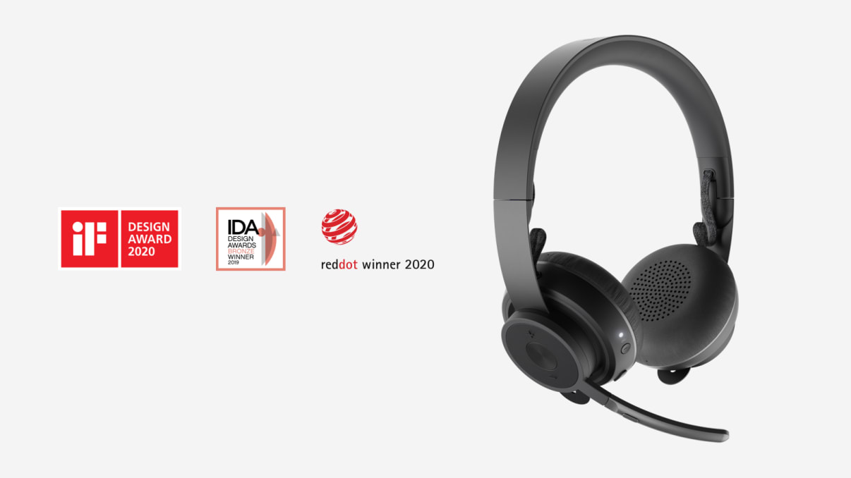 Zone wireless headset