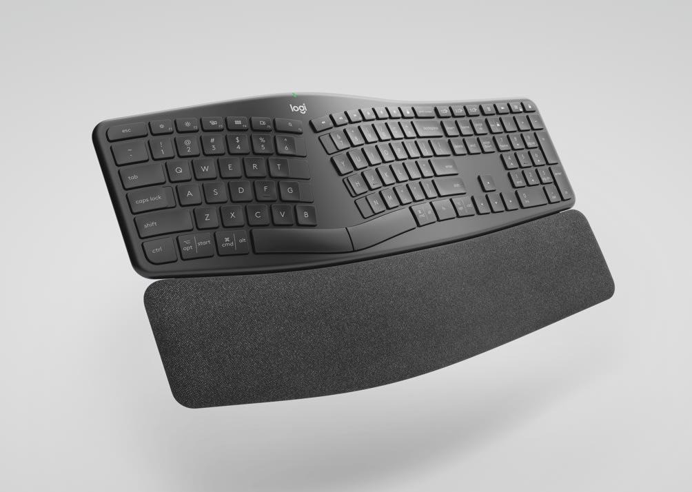 Clavier ergonomique K860