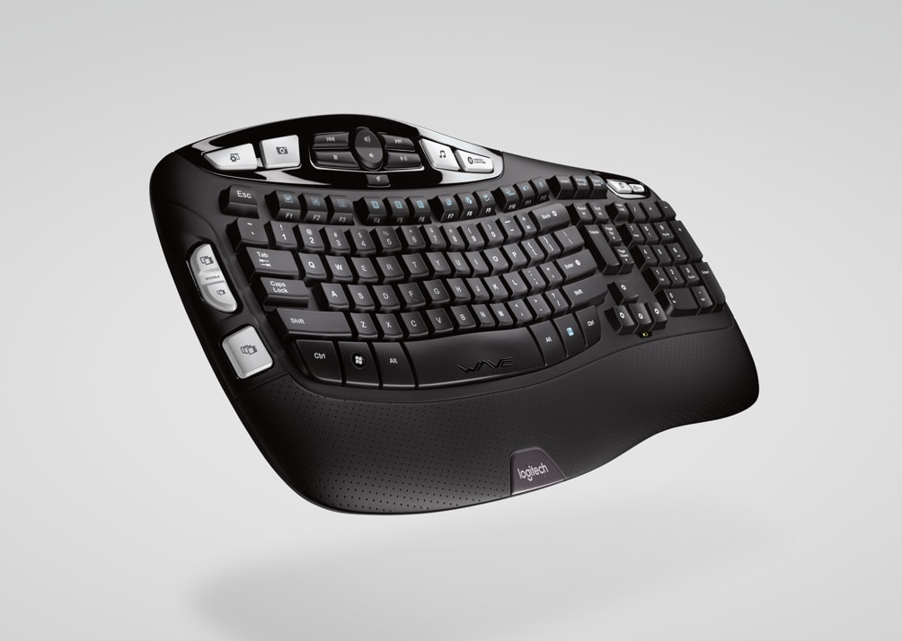 K350 wave keyboard