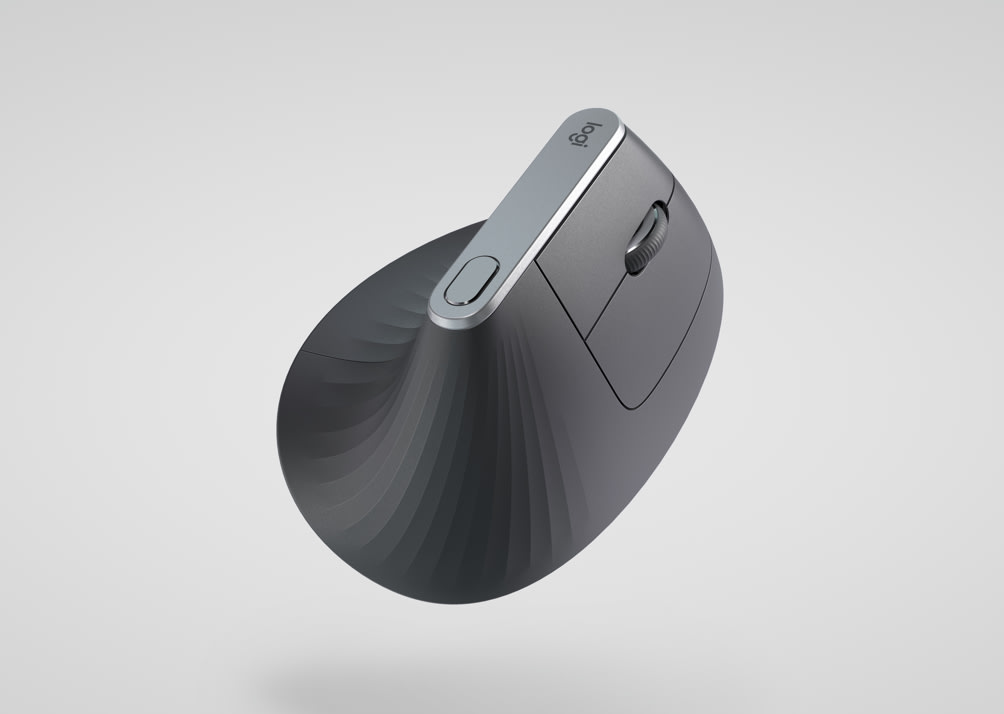 Mx vertical mouse