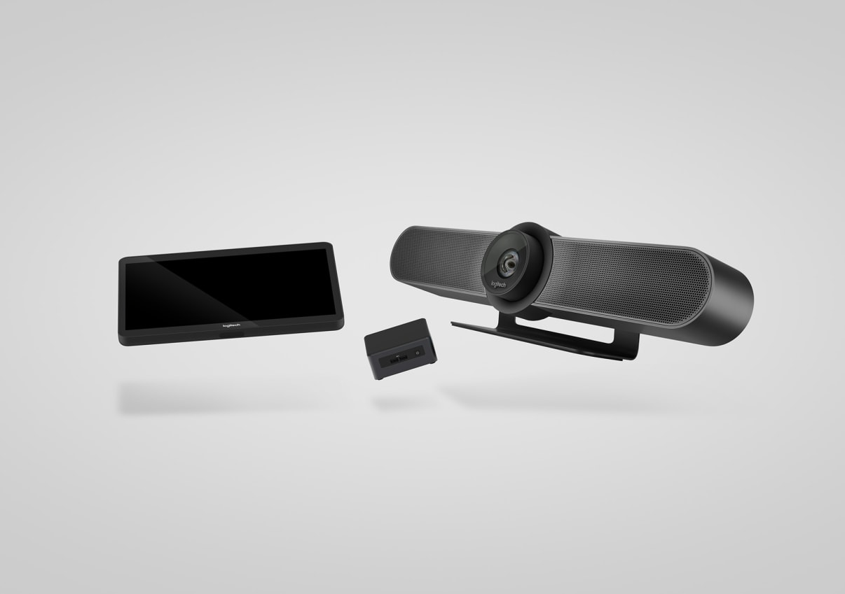 Video-oplossing voor kleine vergaderruimten