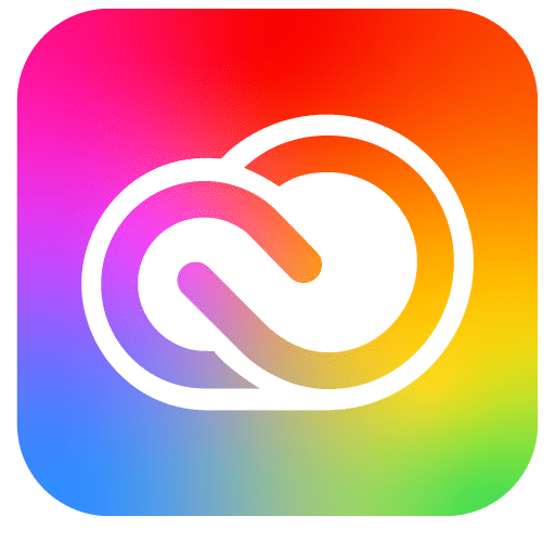 Adobe Creative Cloud -kuvake