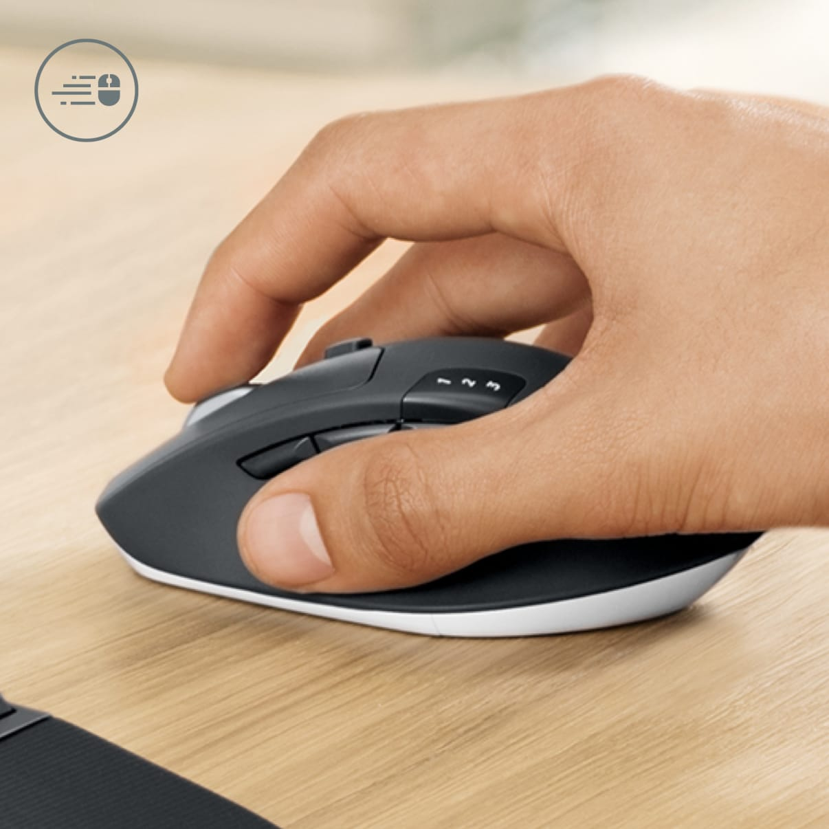 ENHANCED PRODUCTIVITY BY MOUSE