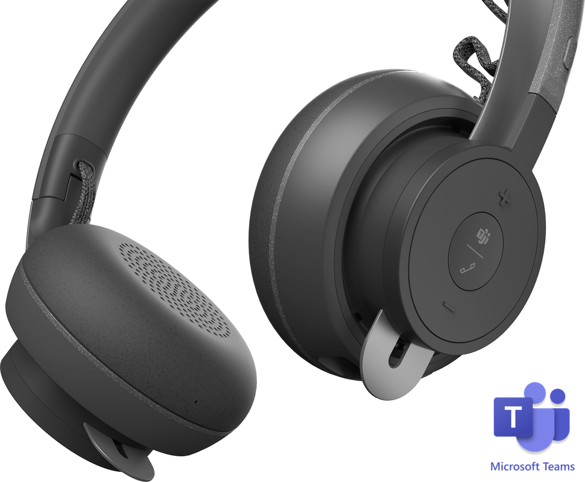 Zone Wireless-headset is gecertificeerd door Microsoft Teams