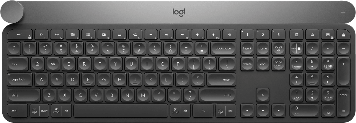 Logitech Craft-tastatur