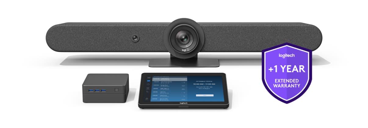 Verlengde garantie touchcontroller Zoom Room-oplossingen