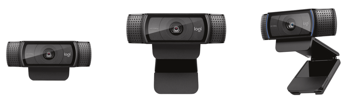 Full HD clarity Video with Logitech C920