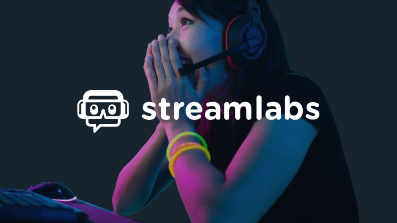 Logo streamlabs
