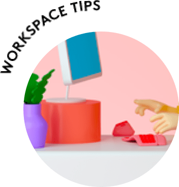 Workspace tips for Mice