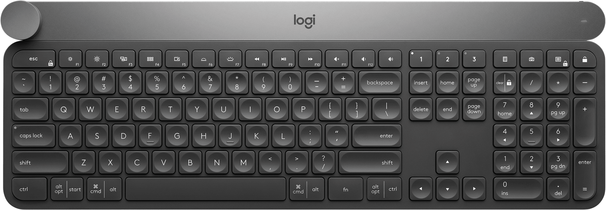 Logitech Craft - the best business keyboard for creatives.