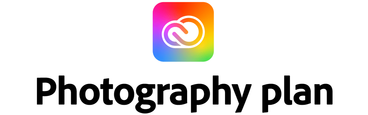 Ikona Adobe Photography Plan