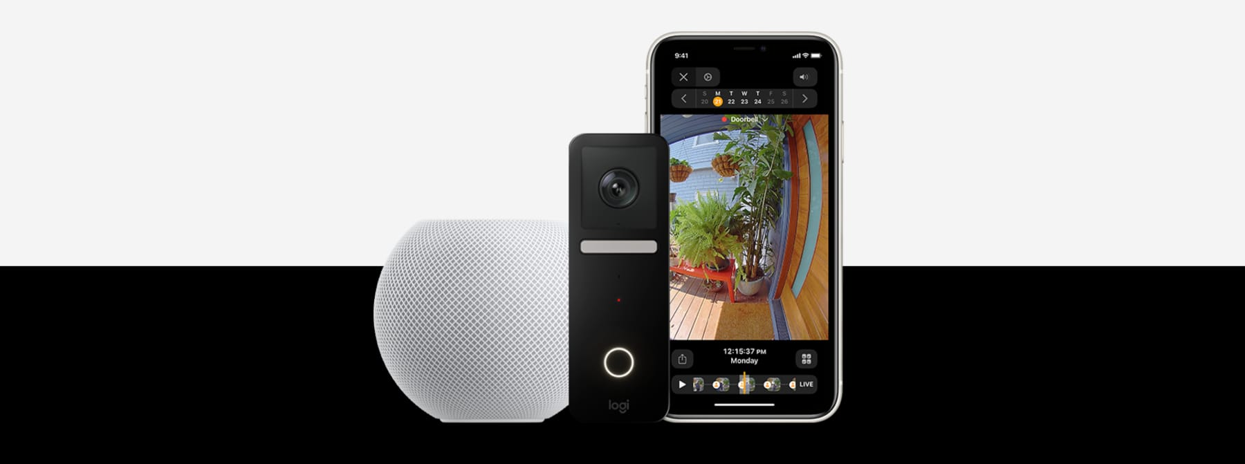 CIRCLE VIEW BUILT WITH HomeKit SECURE VIDEO