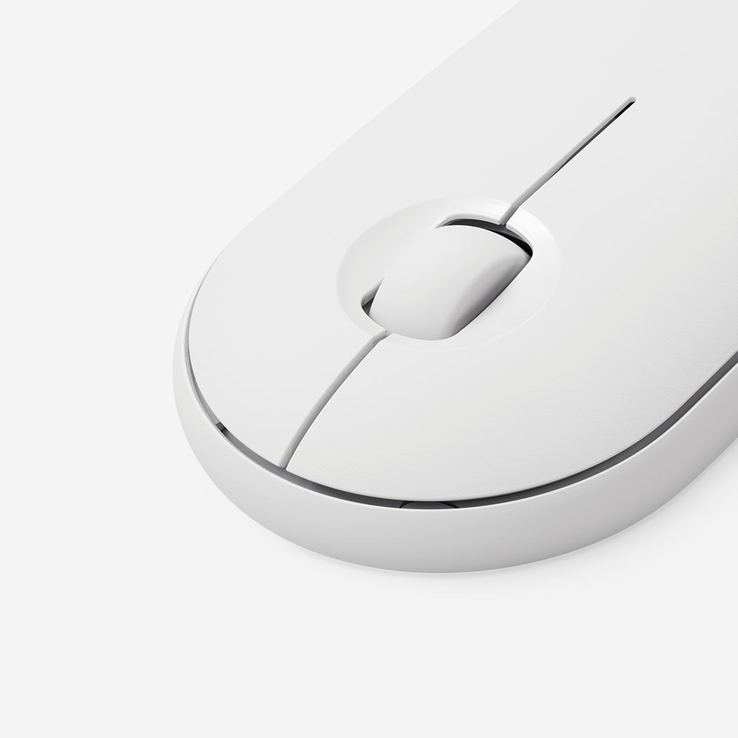 Configuration facile de la souris Pebble i345 sur Bluetooth