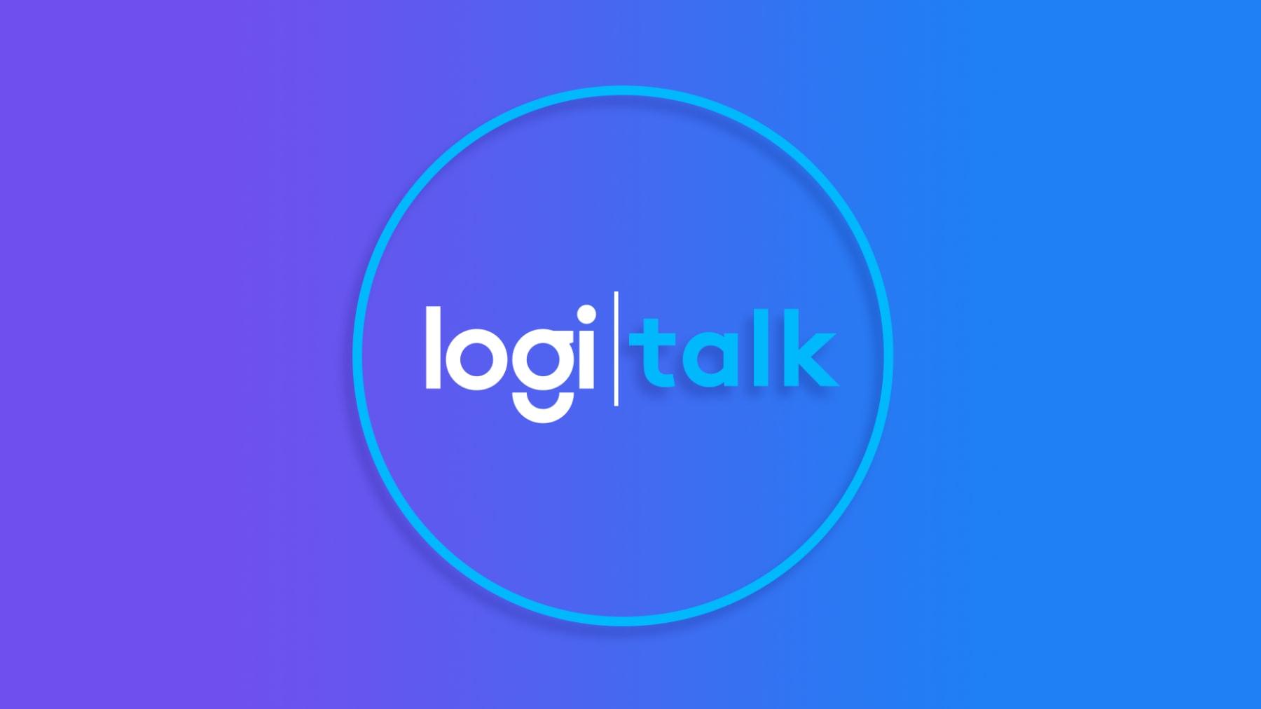 LogiTalk-logotypen