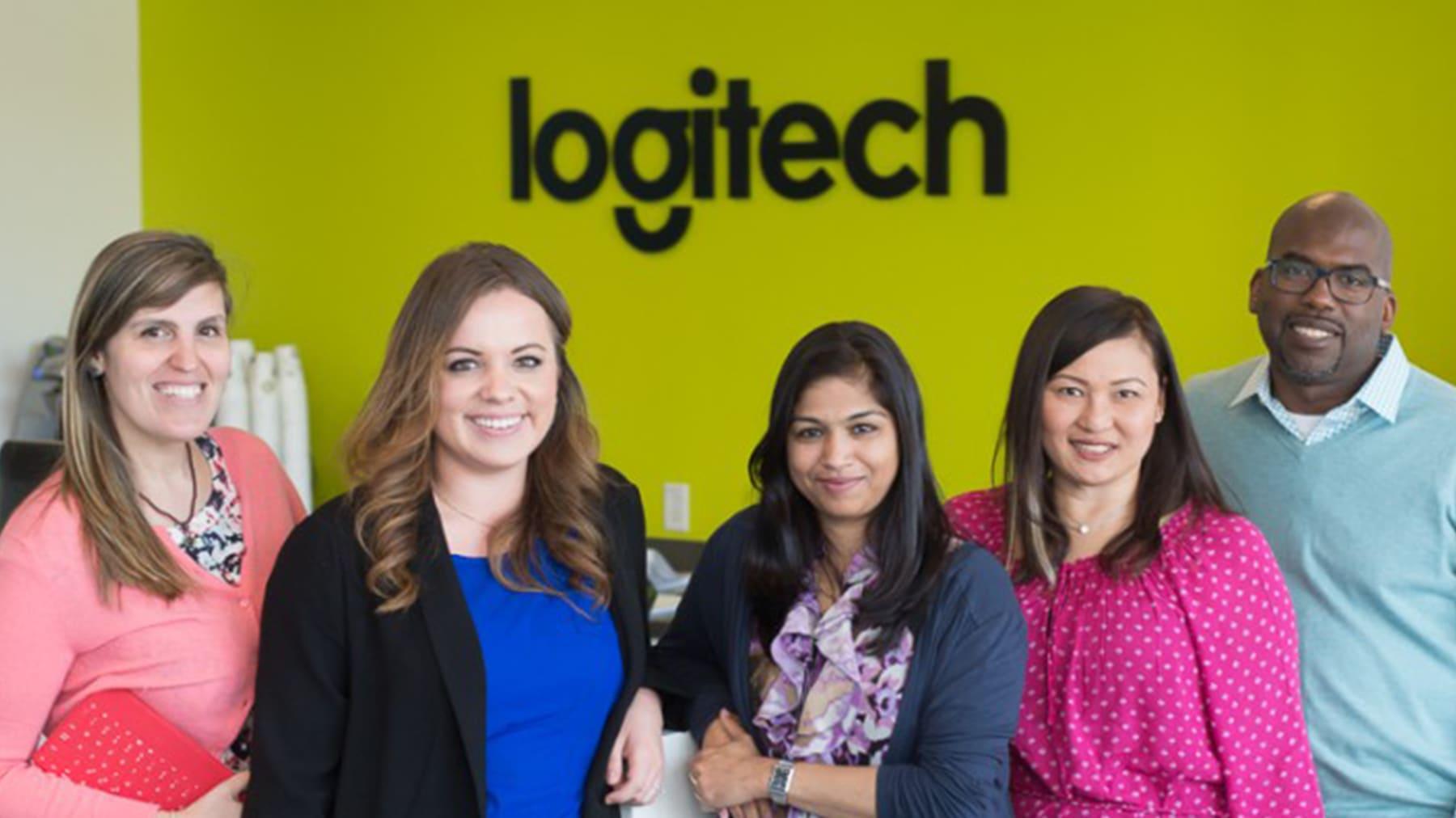 Logitechs personalavdelning