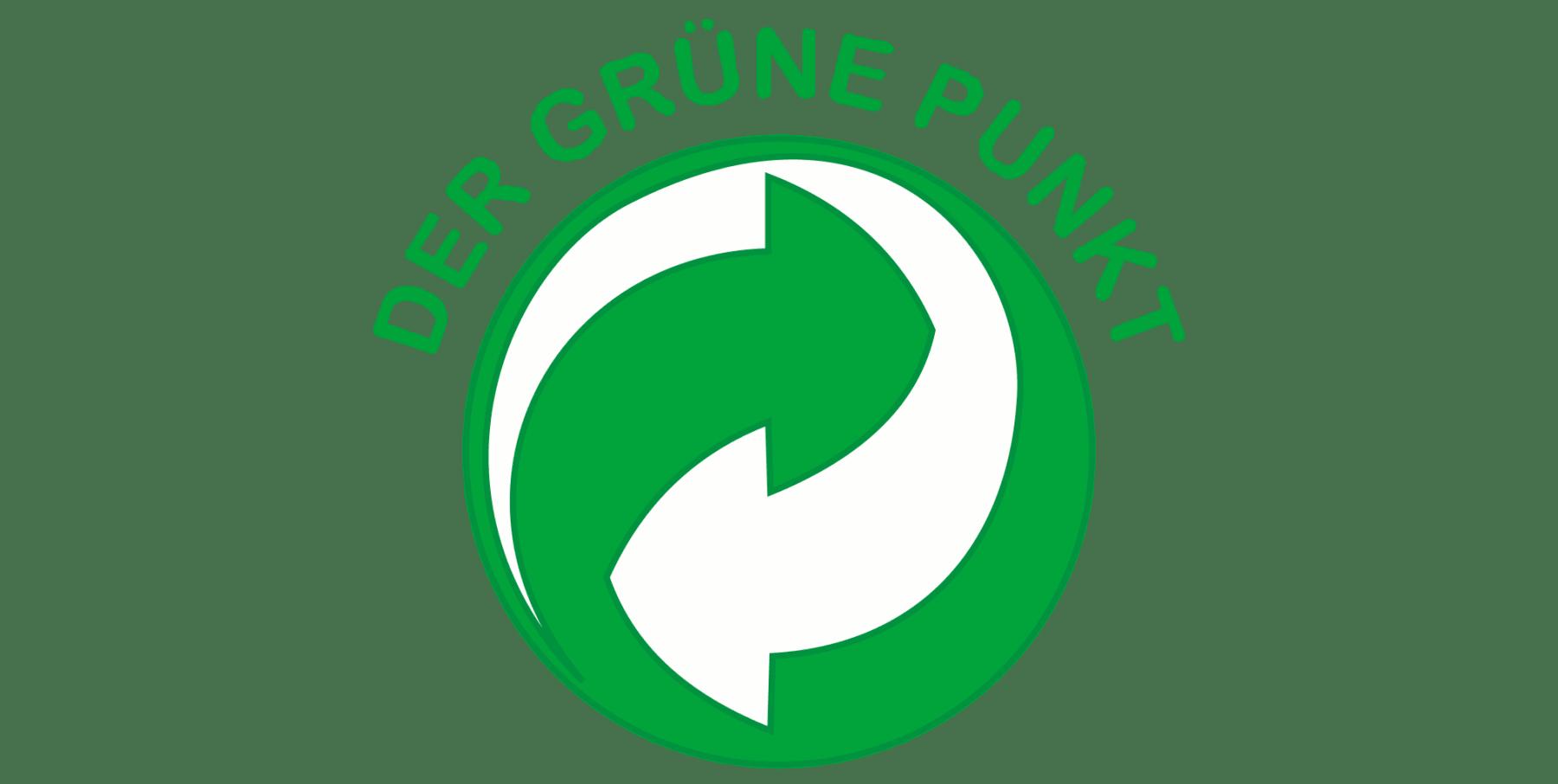 Der Grüne Punkt logo