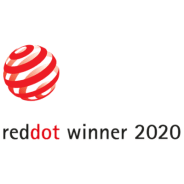 RED DOT WINNER 2020