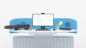 Logitech Sync for the Hybrid Workplace for AP