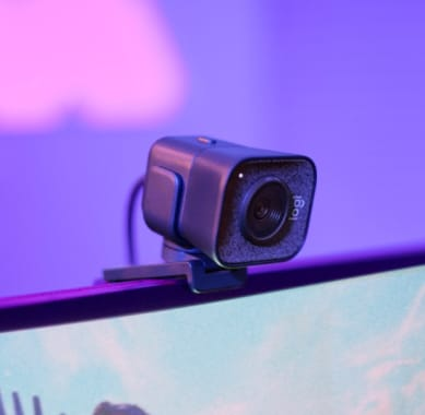 Perfecte hoek voor alles streams met Logitech StreamCam