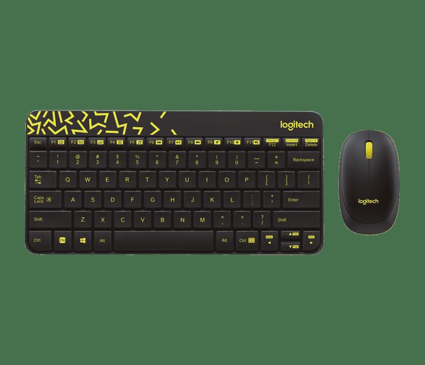 | Kablosuz Klavye ve Mouse Kombinasyonu