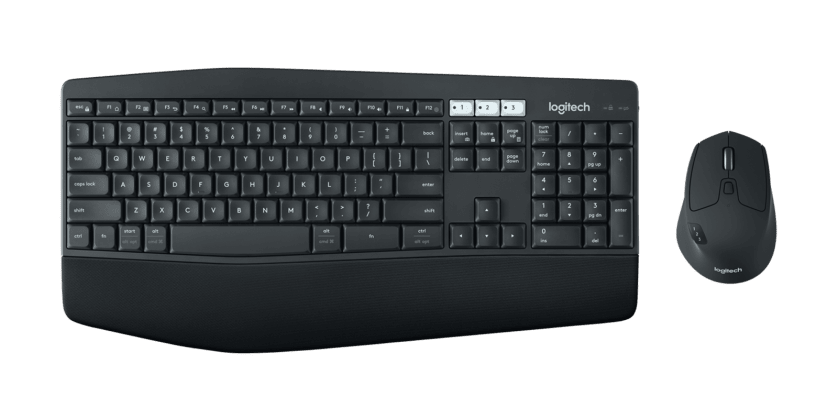 | Wireless Keyboard and Mouse Combo