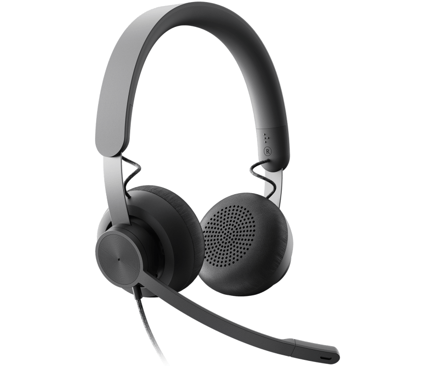 | USB wired headset with premium audio for calls and music. Ideal for noisy workspaces.