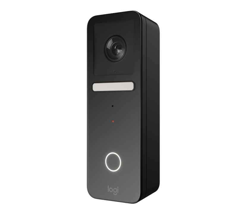 | Apple HomeKit-enabled video doorbell with Face Recognition