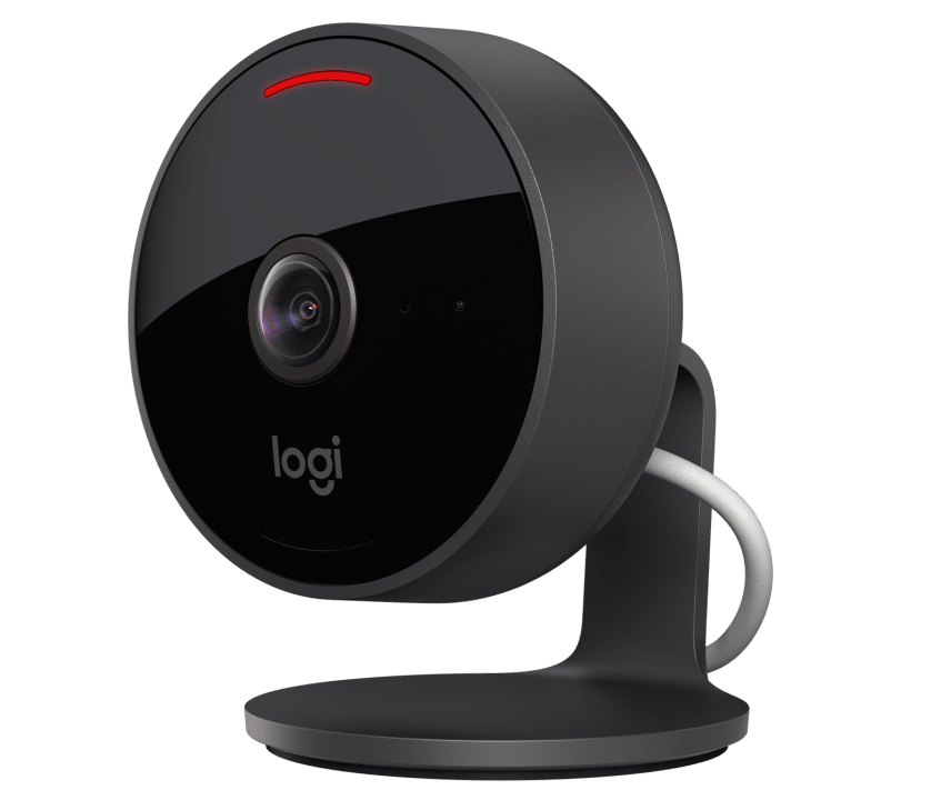 | Apple HomeKit-enabled wired security camera with best-in-class Logitech TrueView video