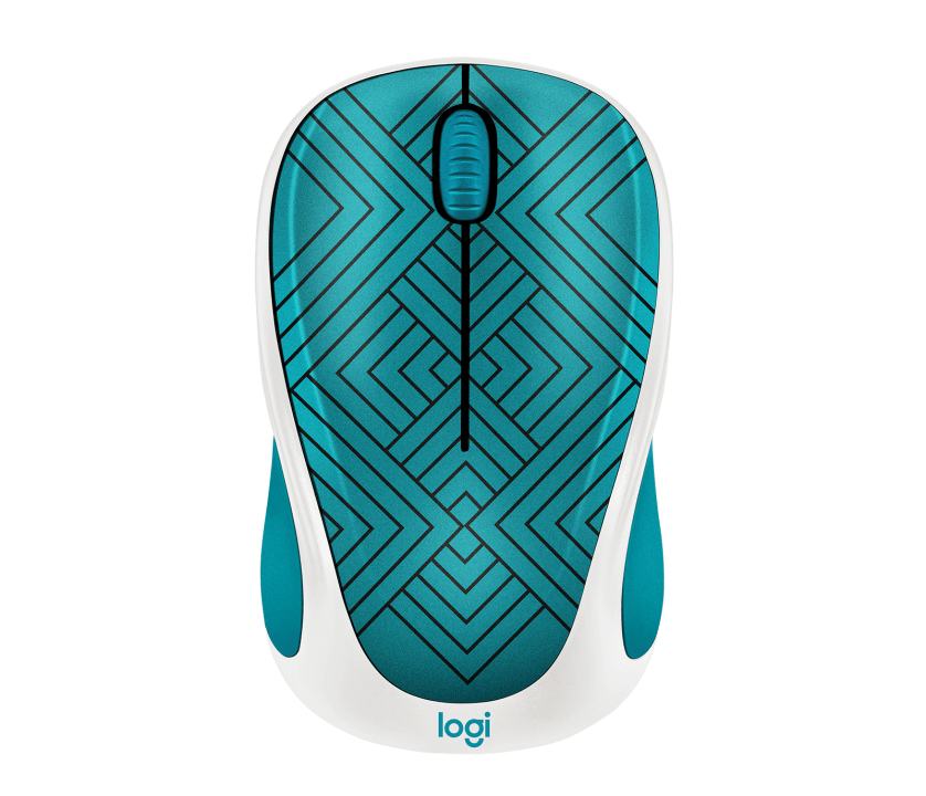 | The wireless mouse that's comfortable, portable, and fresh.