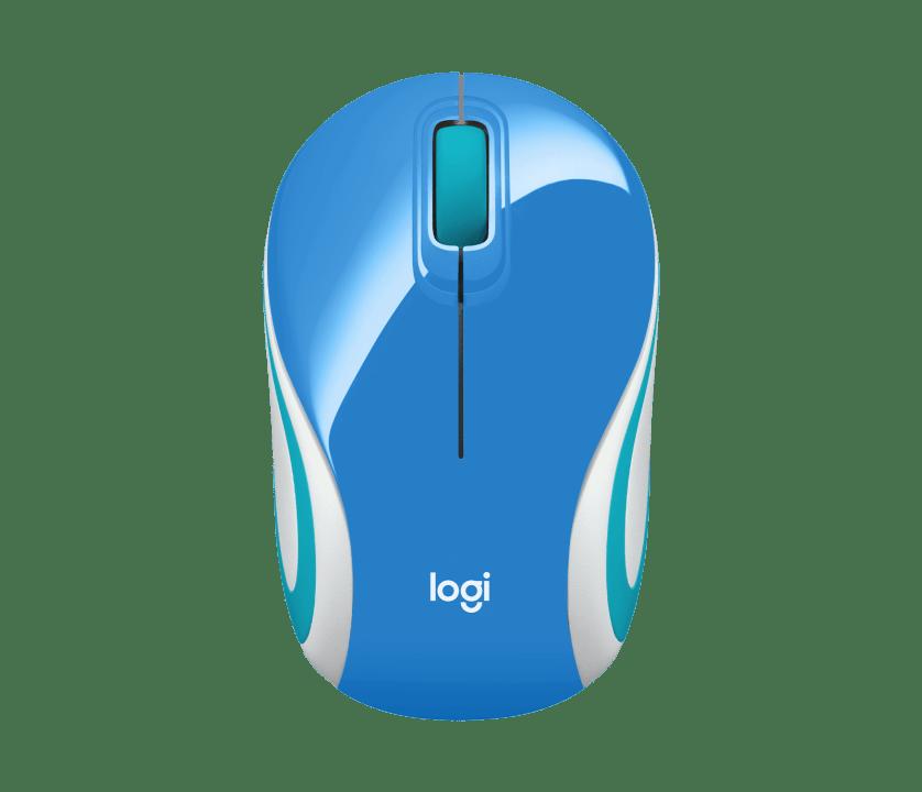 | Mouse inalámbrico ultraportátil M187