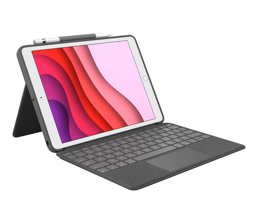 | Funda con teclado retroiluminado, con trackpad y Smart Connector