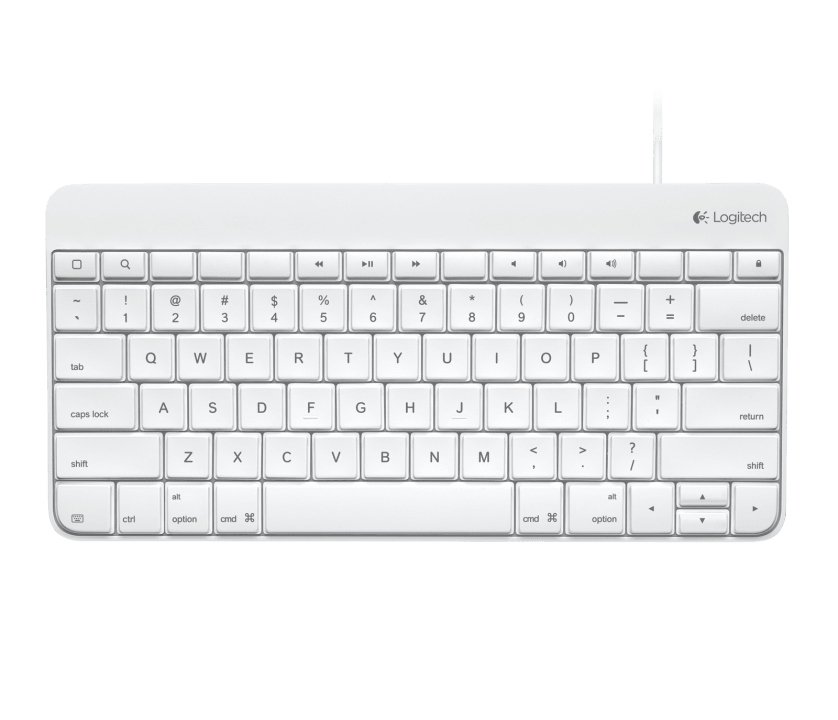 | Durable wired keyboard for endless typing