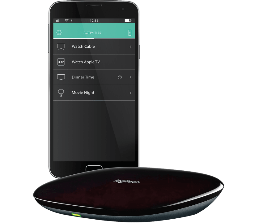 | Bediening voor huisautomatisering met hub en app