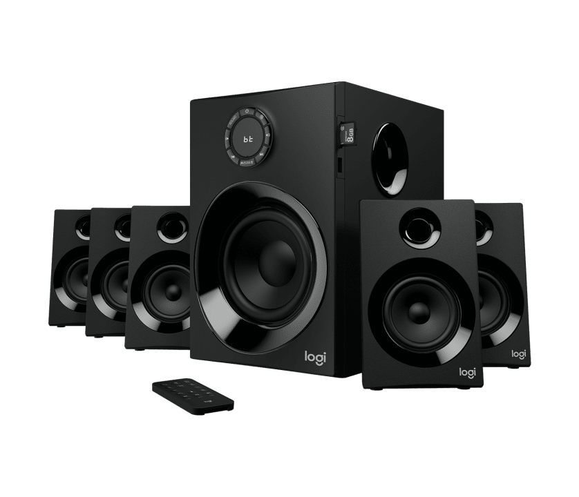 | 5.1 Surround Sound Delivers Powerful Audio