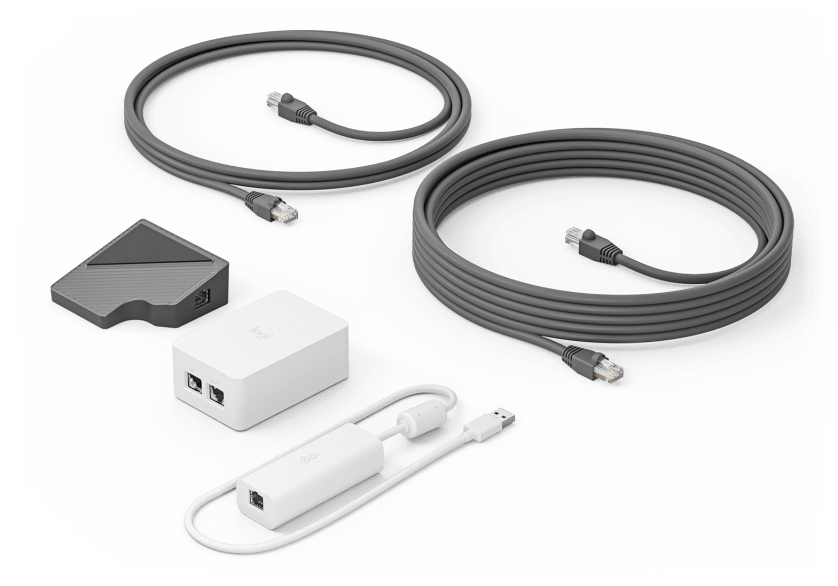 | SIMPLIFIED CABLING FOR LOGITECH TAP