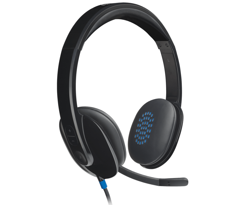 | With High-Definition sound and on-ear controls