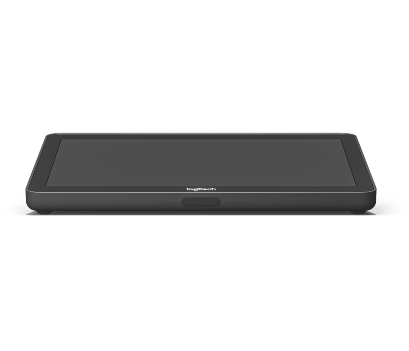 | Meeting room touch controller for video conferencing services, including Google Meet, Microsoft Teams Rooms, and Zoom Rooms.
