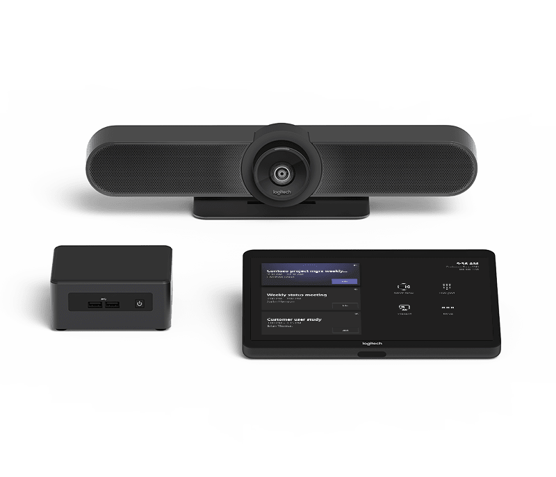 | Pre-configured systems for small, medium, and large rooms<br/> (prices set by reseller)