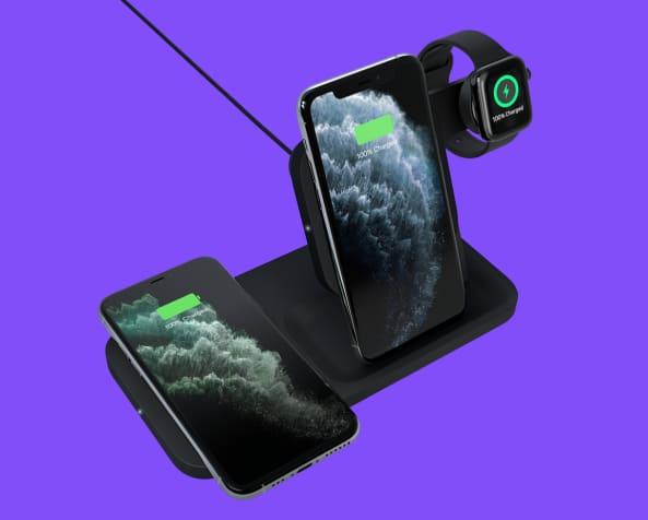 SCHNELLES AUFLADEN FÜR iPHONE